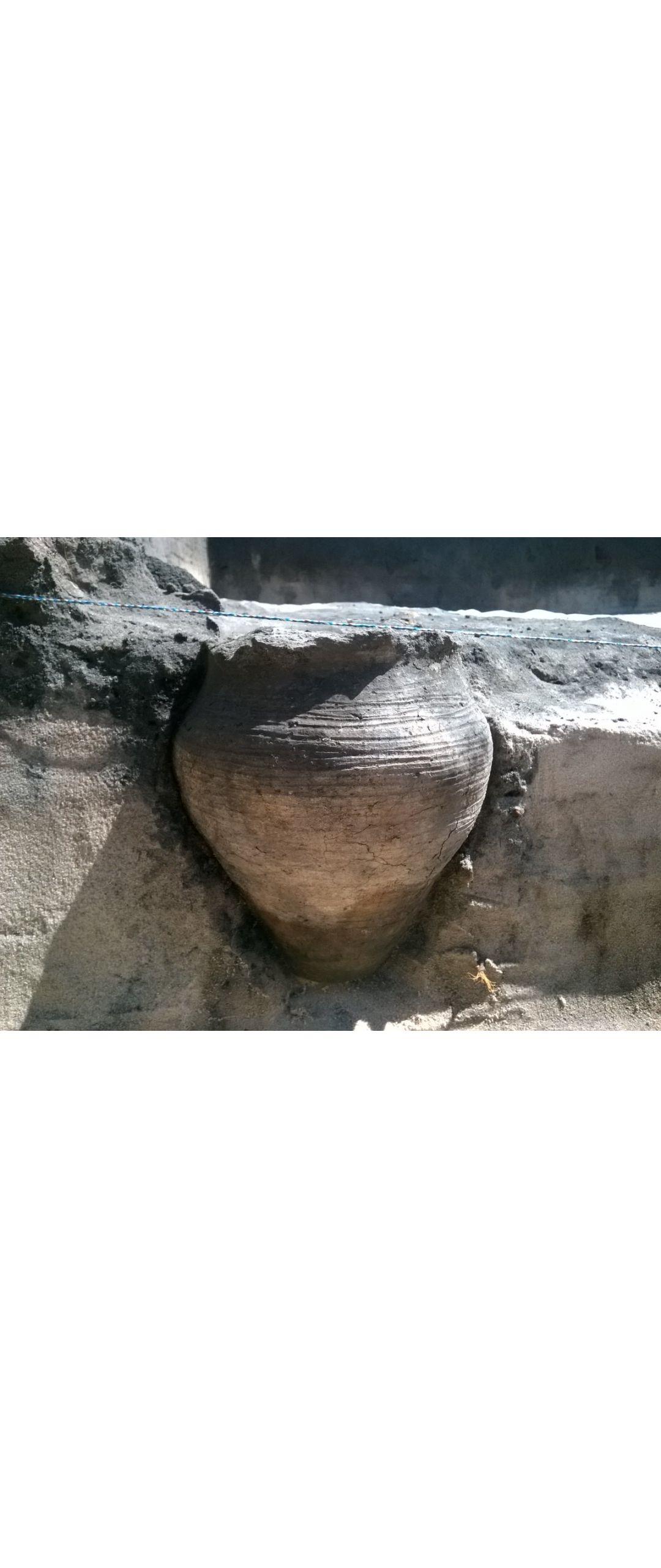 Vasija de arcilla