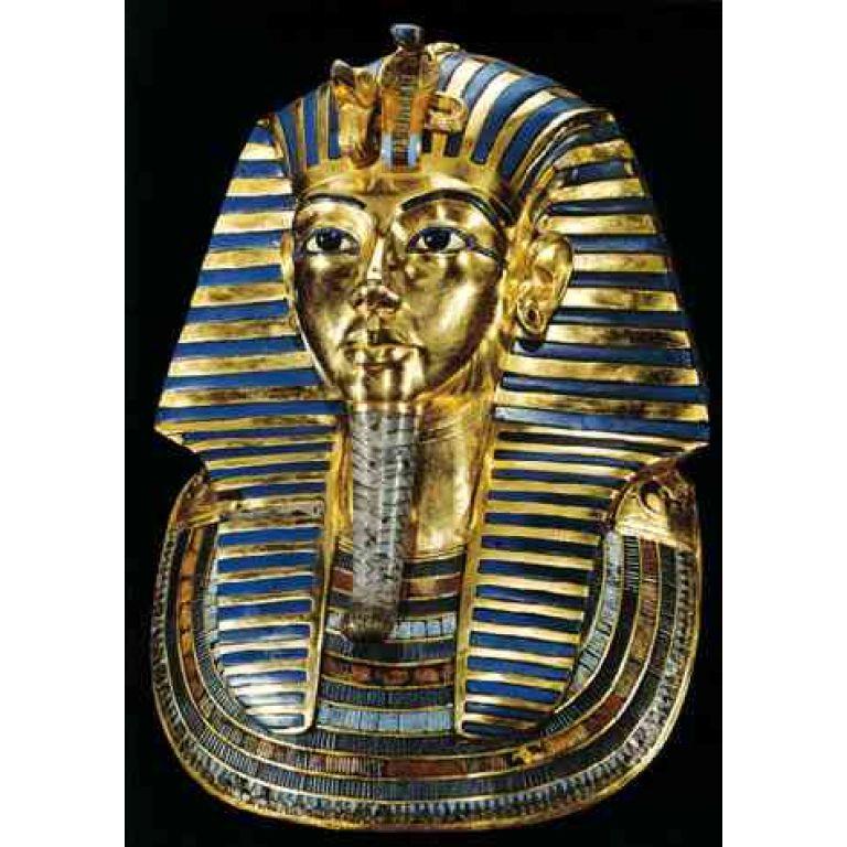 La Maldición de Tutankamon.