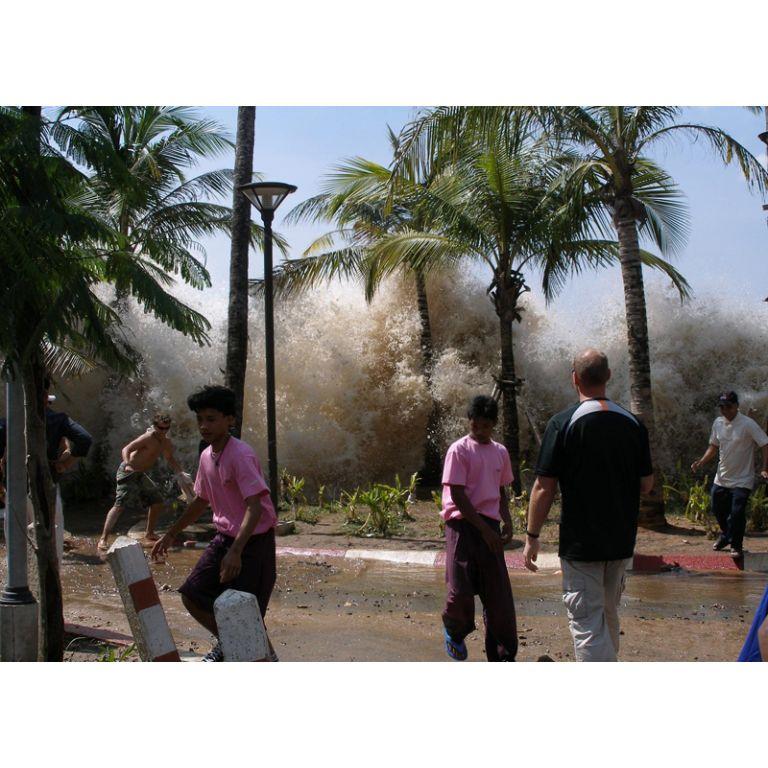 Los peores Tsunami de la historia.
