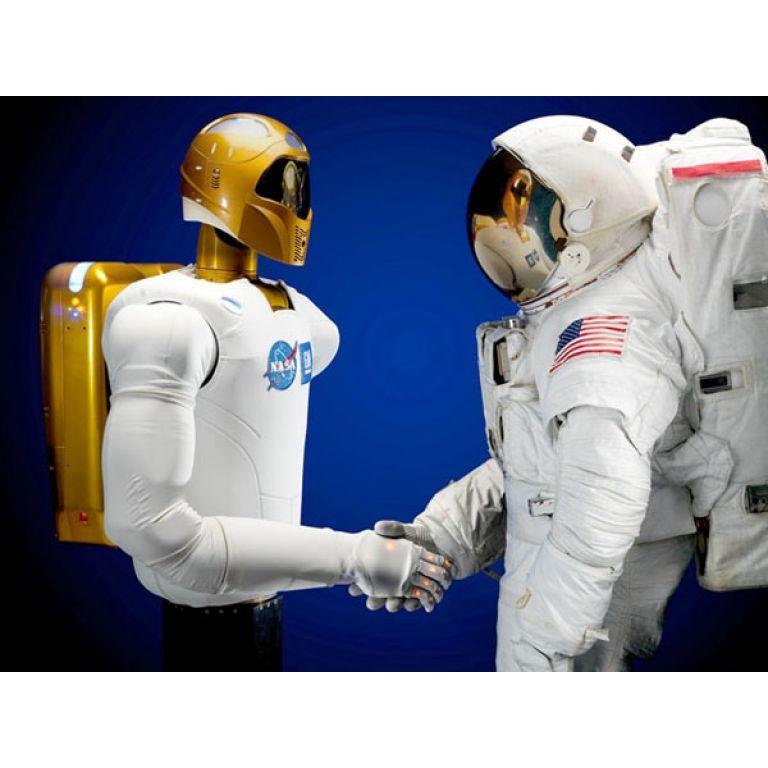 El primer robot astronauta partirá al espacio