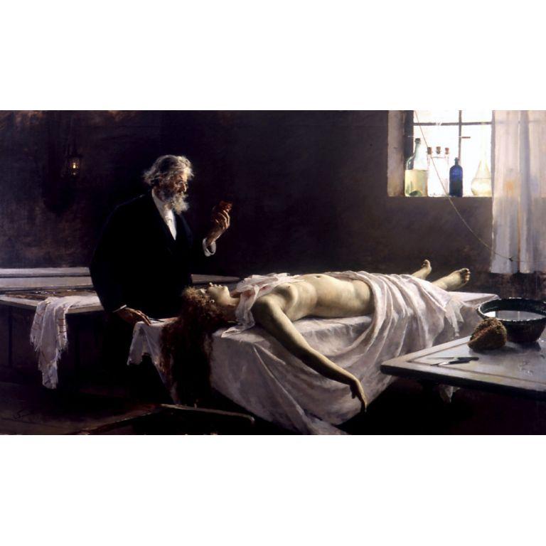 Desarrollan nueva técnica de autopsia que evita abrir el cuerpo