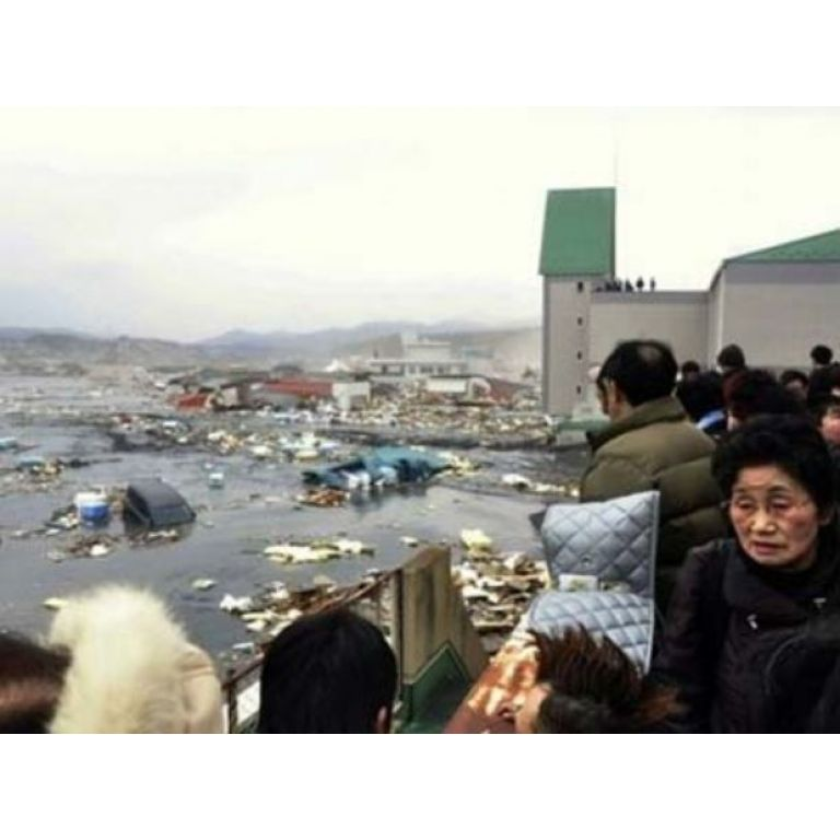 Tsunami y terremoto en Japón 2011: Amenazó a más de 20 países