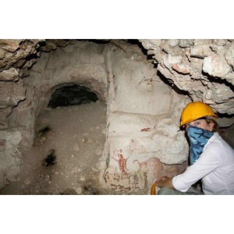 Arqueólogos encuentran ciudad maya de Holtún bajo la selva