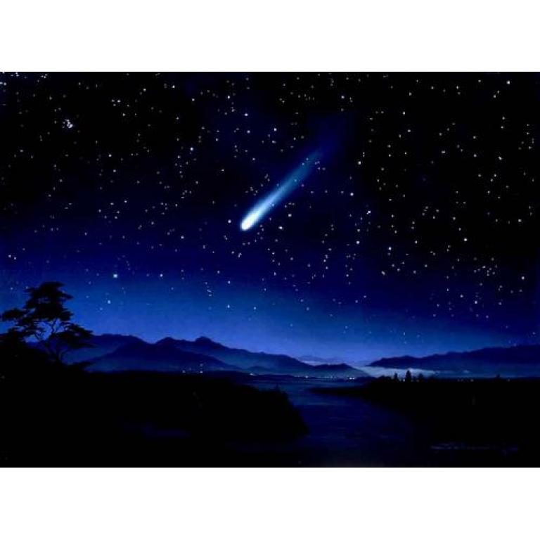 Se registrarán lluvias de meteoros desde éste miércoles