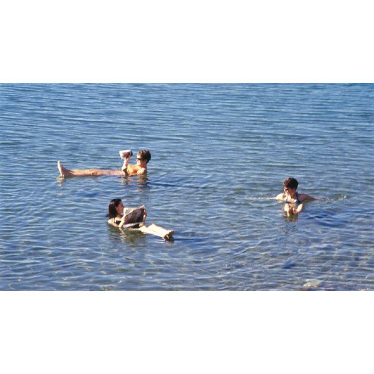 Según estudio un baño en el Mar Muerto puede reducir el azúcar en sangre