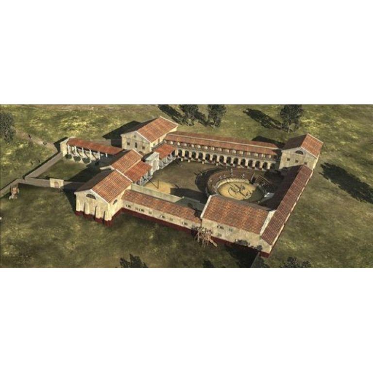 Hallan Ruinas de una Escuela para Gladeadores