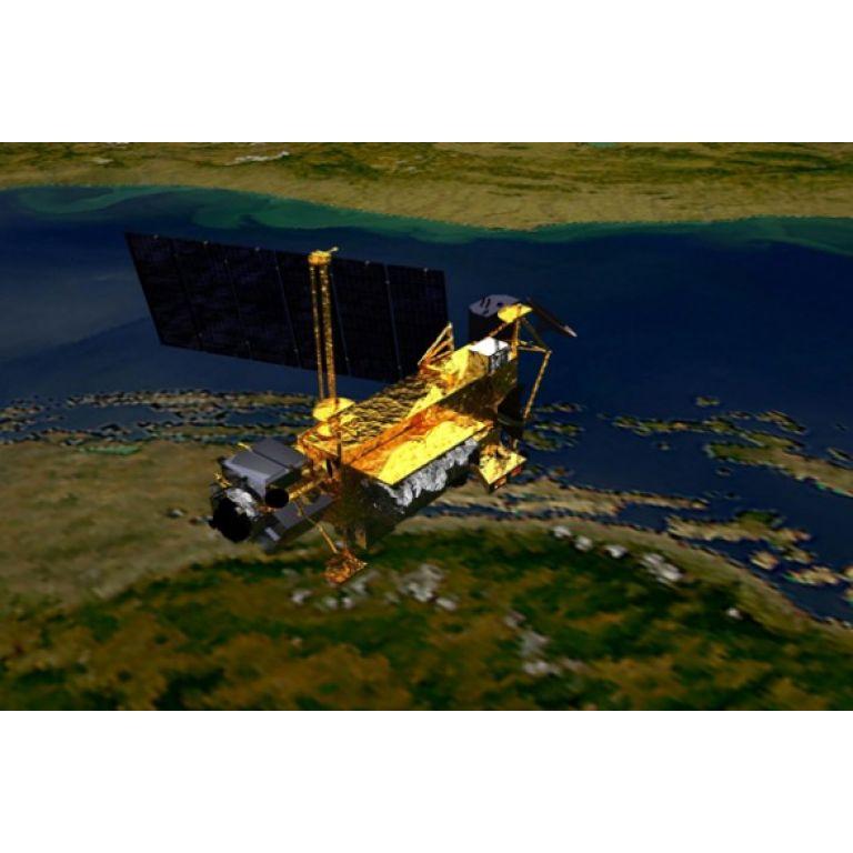 Sigue la ruta del satélite UARS que caerá a la Tierra