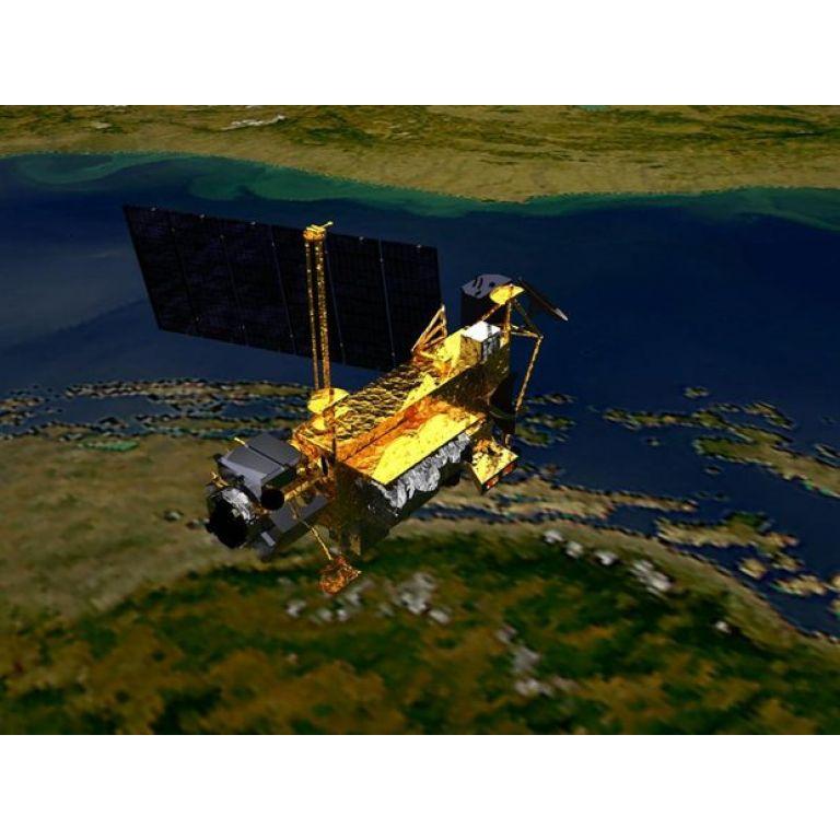 Satélite caería en costas de Chile