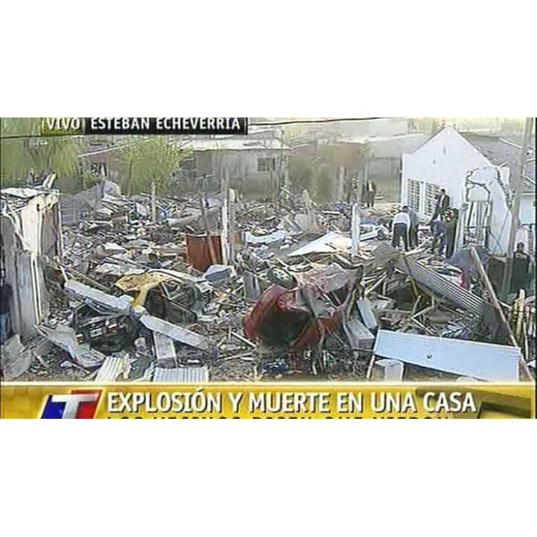 """Una """"bola de fuego caída del cielo"""" provoca una misteriosa explosión en Buenos Aires"""