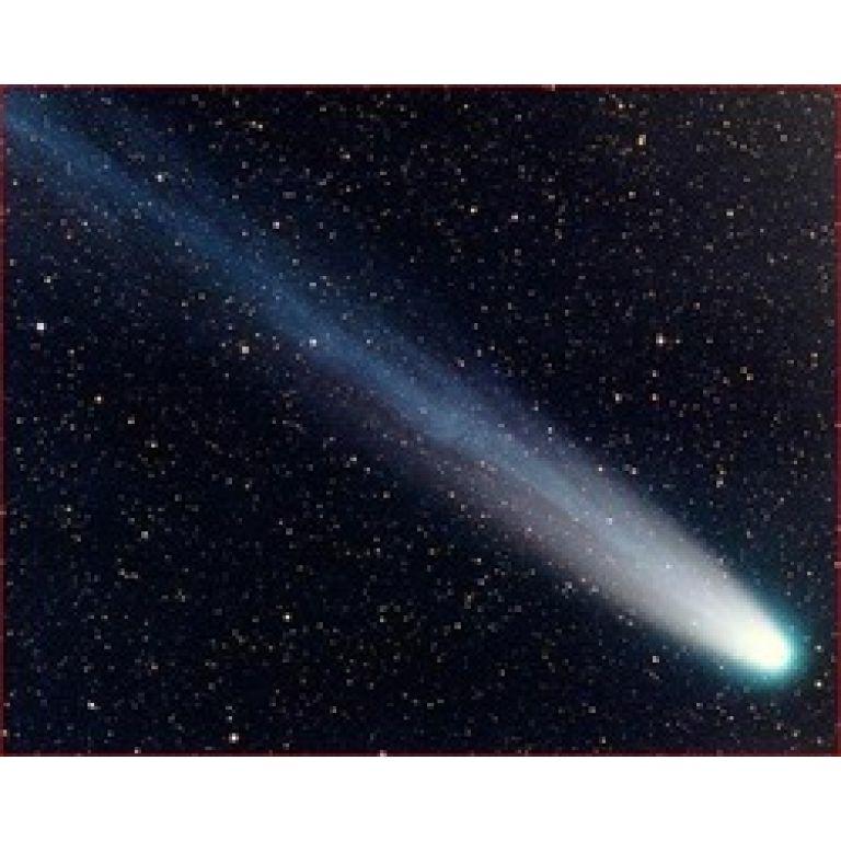 Los cometas son los responsables del agua en la Tierra
