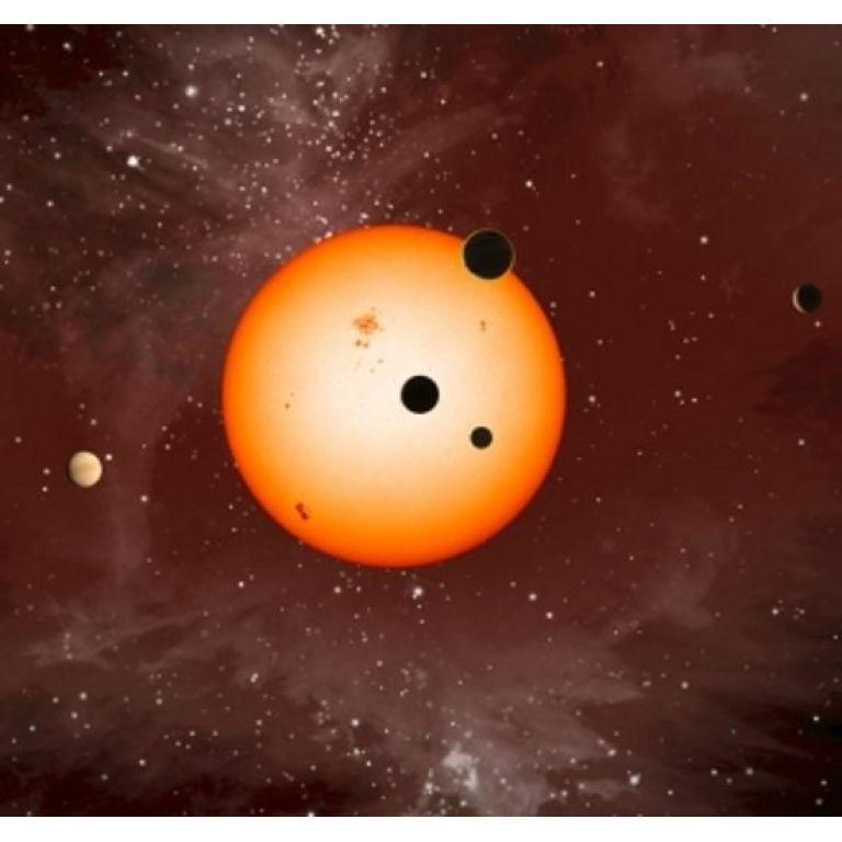 El Telescospio Kepler descubre tres nuevos y extraños planetas