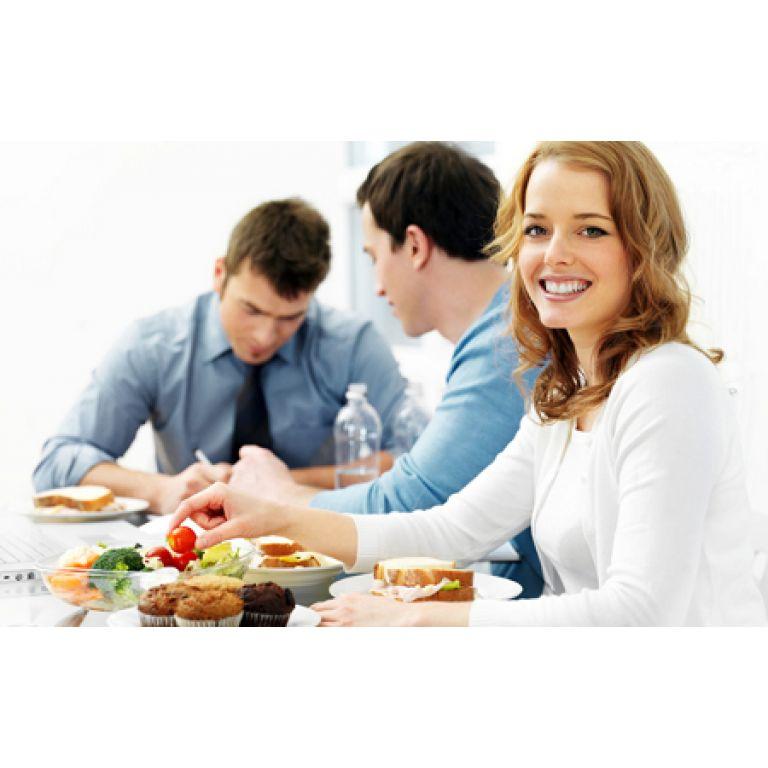 Consejos para una alimentación saludable en el trabajo