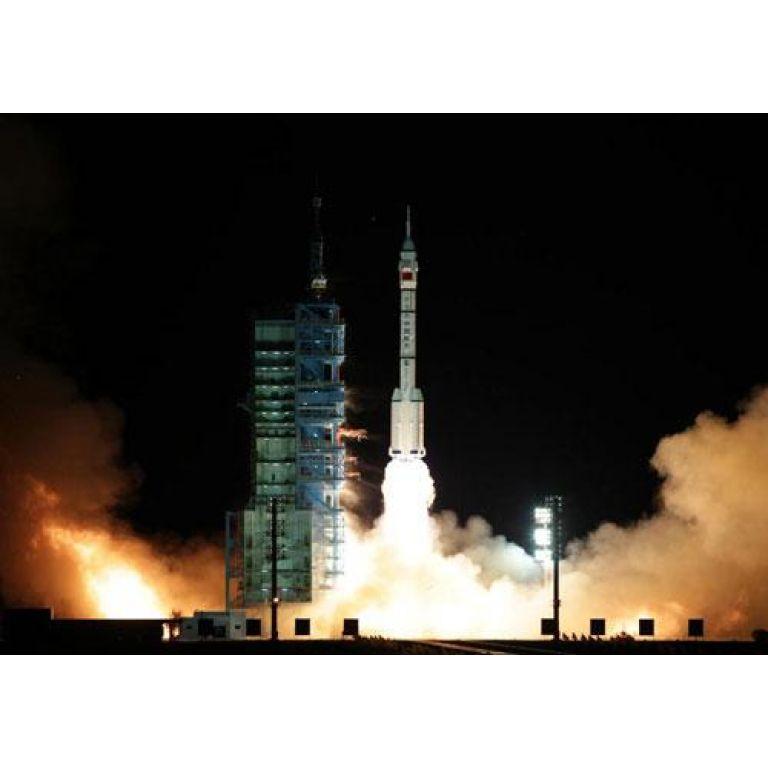 China lanza y estaciona en el espacio una nave no tripulada
