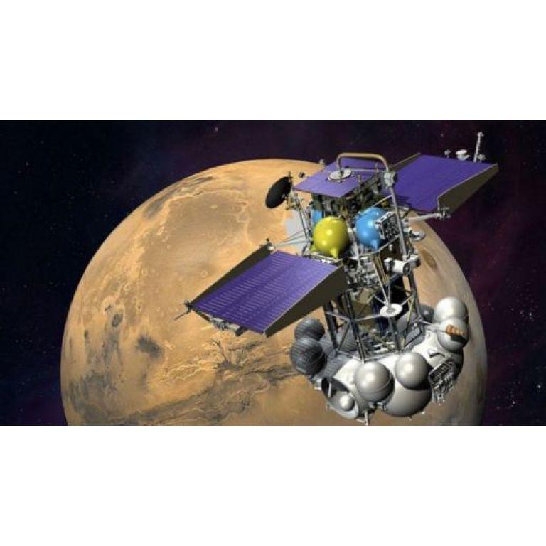 La sonda rusa Fobos-Grunt podría caer a la Tierra
