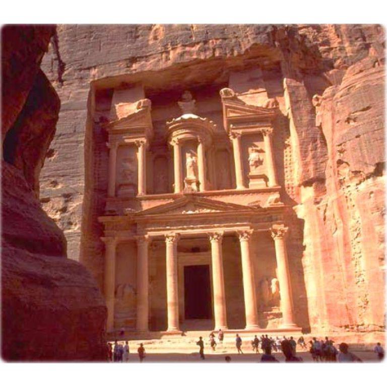 Las Ruinas de Petra