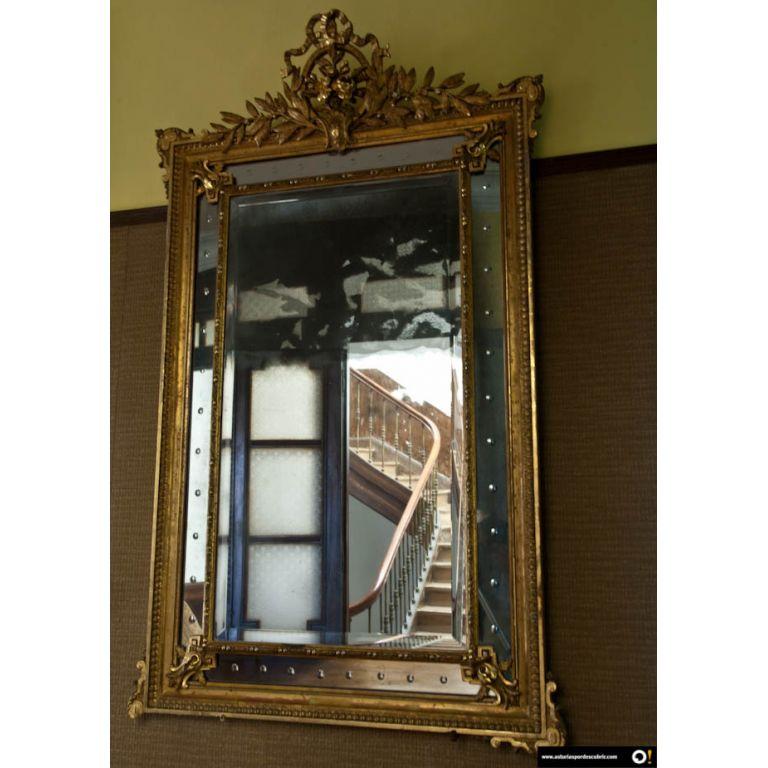 La Casa de los Espejos.