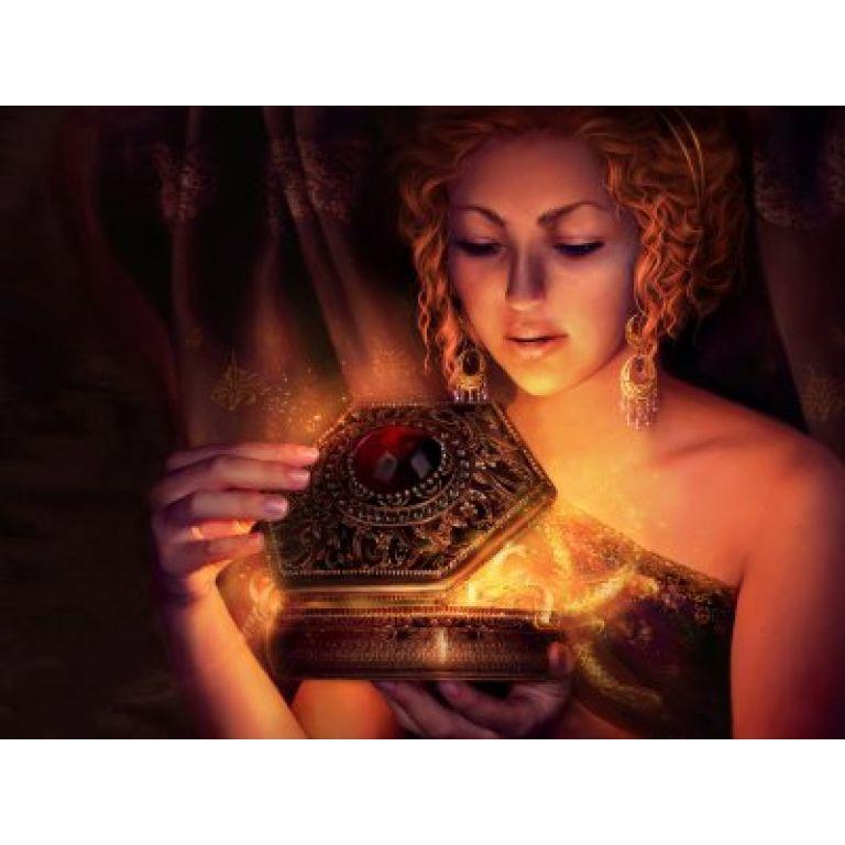La caja de Pandora.