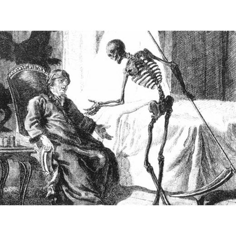 Los Rostros de los Muerte.
