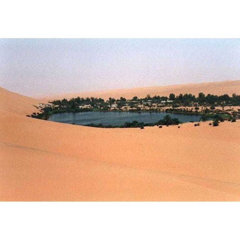 Desiertos.