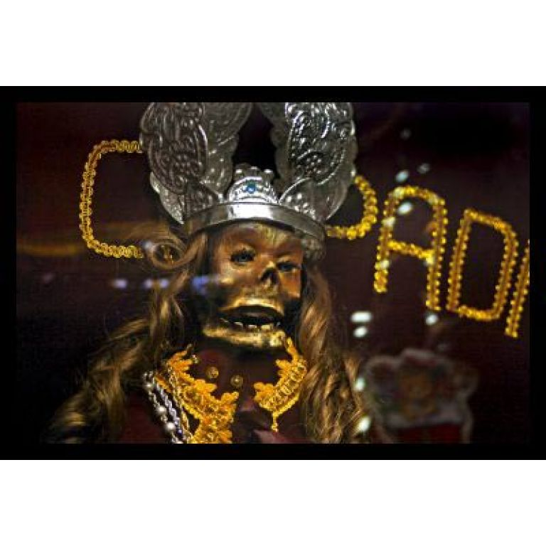 La leyenda del Niño Compadrito o Niño del Cusco