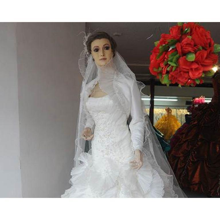 Maniquí: La Pascualita
