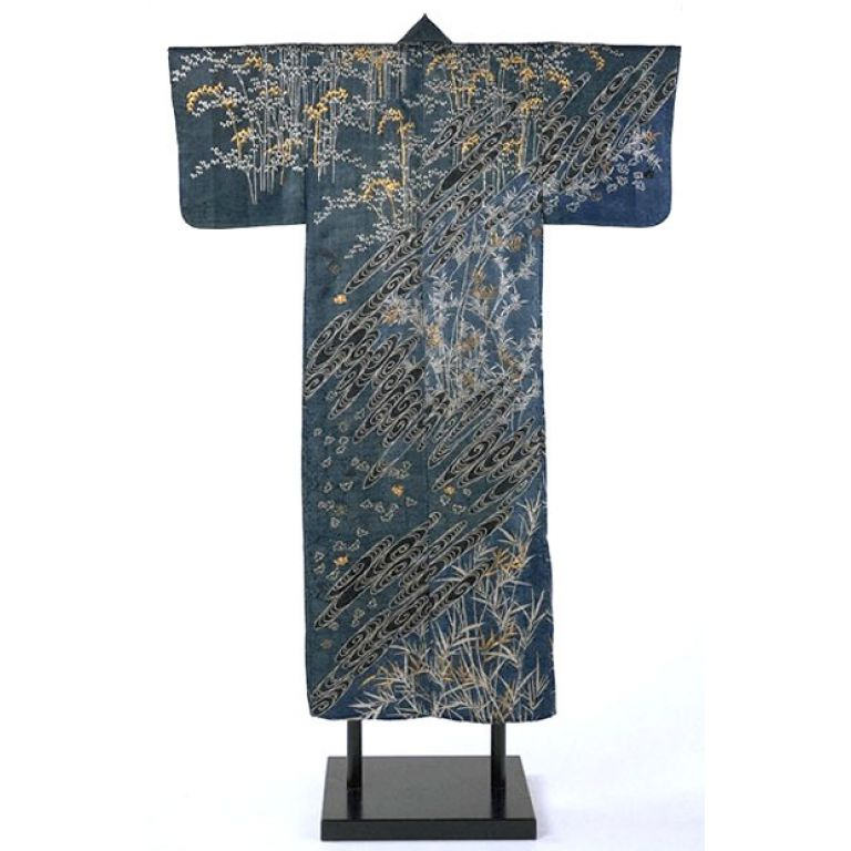 Japón un imperio de la moda en el siglo XVIII