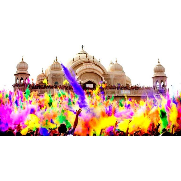 El festival de Holi