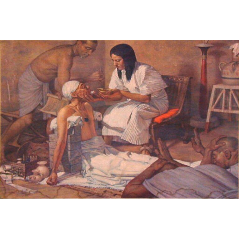 La medicina Egipcia