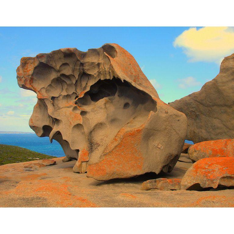 Las rocas más curiosas de Australia.