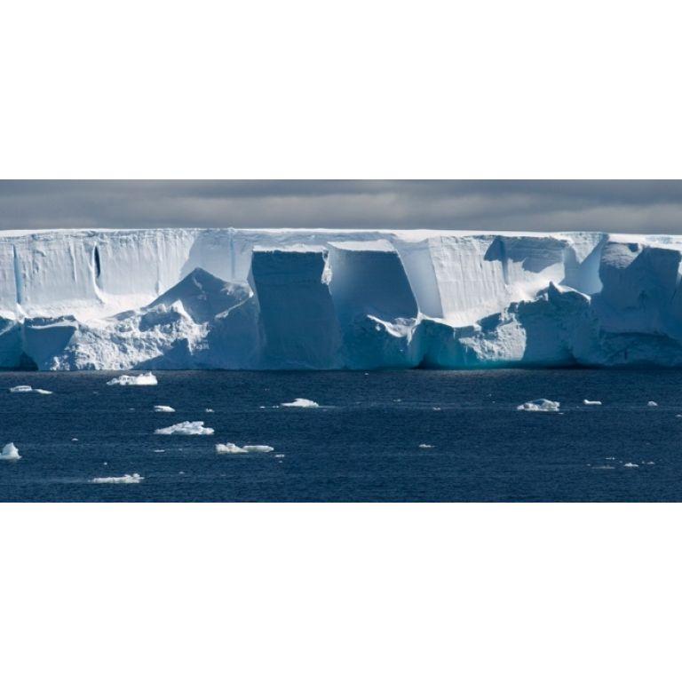 La pérdida de glaciares en la Antártida Occidental parece imparable