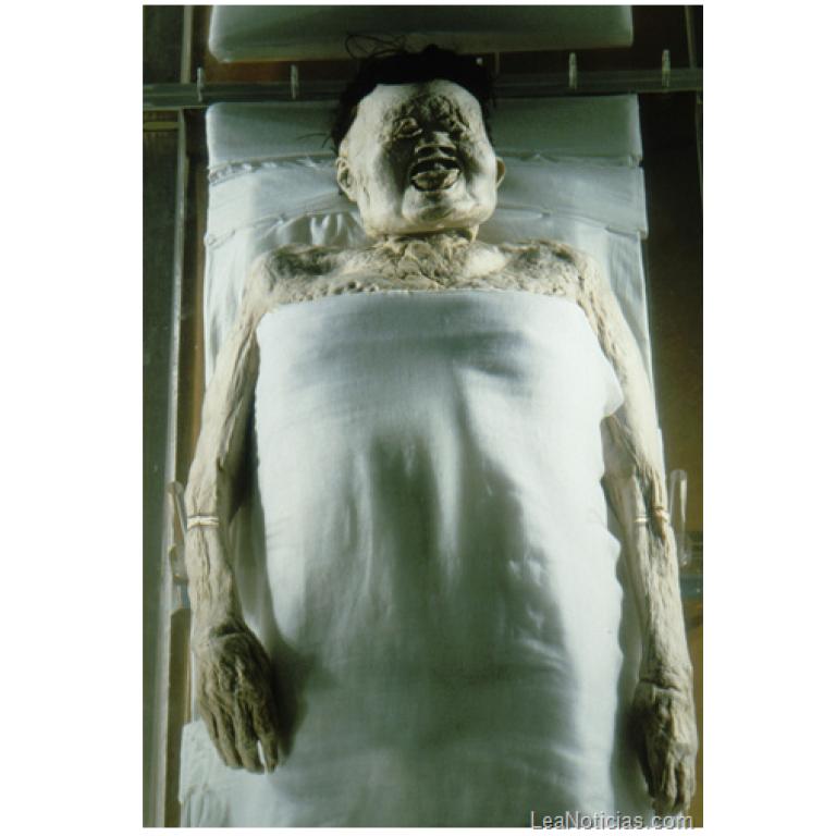 La Dama de Dai: la tumba intacta de una princesa china
