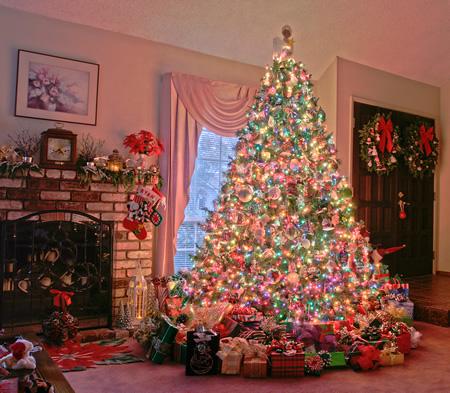 El árbol De Navidad Costumbres Y Tradiciones