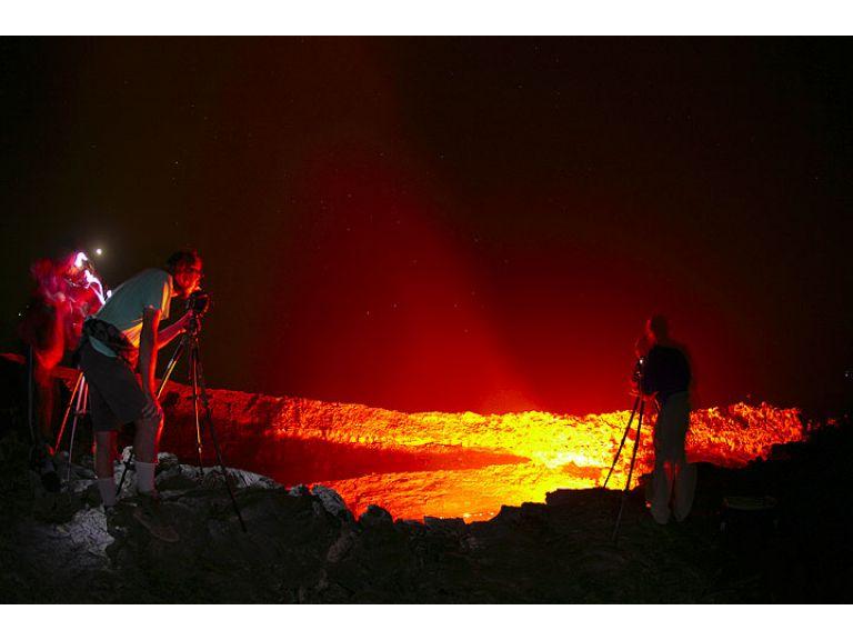Danakil, el infierno en la Tierra.
