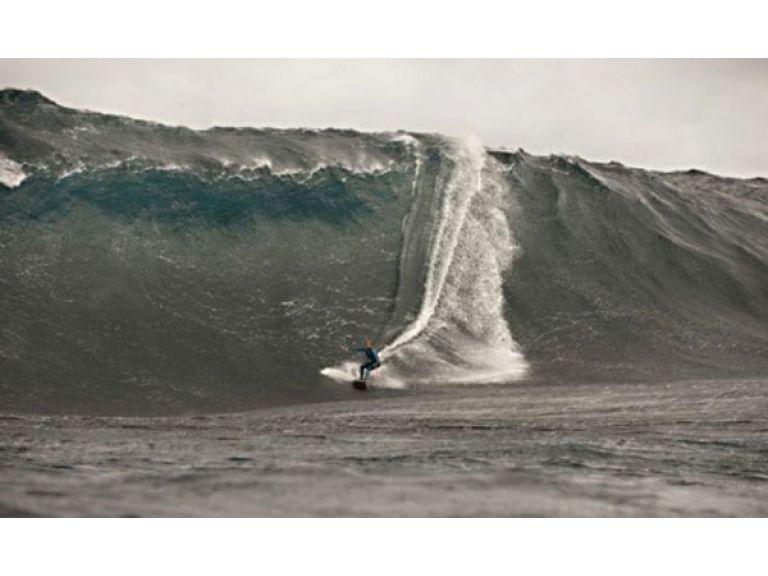 La ola perfecta tuvo lugar en Australia