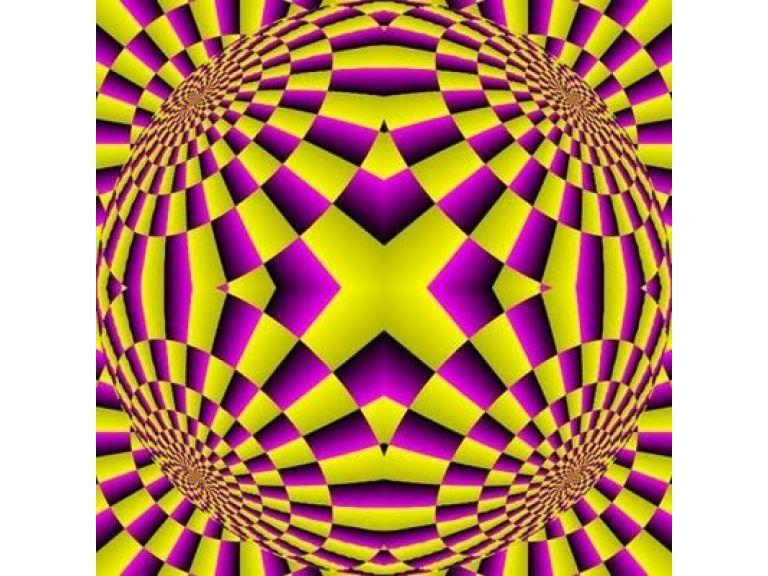Esfera en movimiento