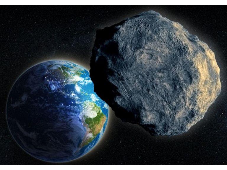 La NASA asegura que un asteroide podría impactar contra la tierra el 5 de Febrero de 2040.