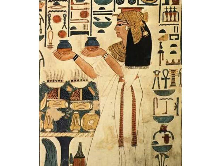 La medicina en Egipto.