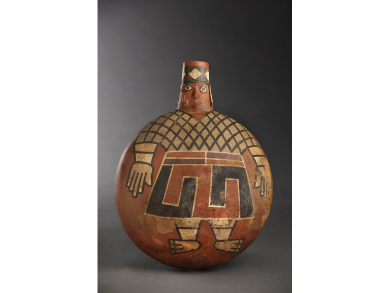 Hallan completamente intacta una tumba imperial de la cultura huari