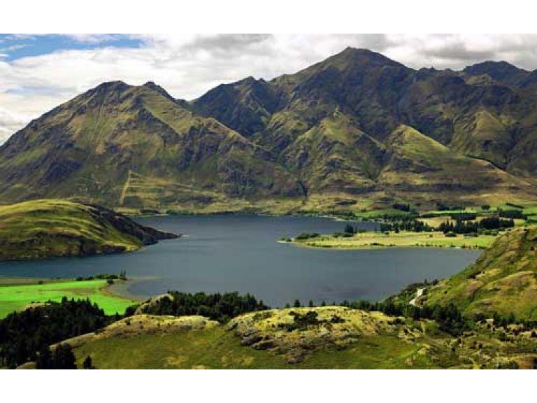 Antaño el lago sagrado