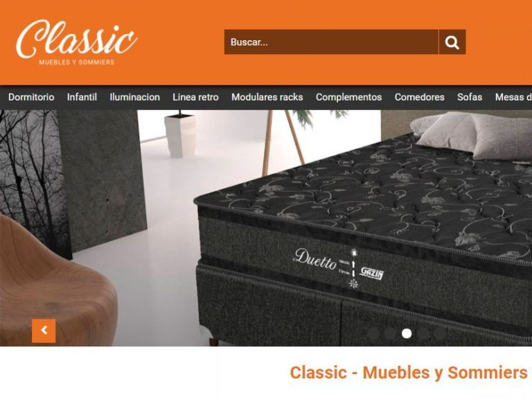 Classic Furnitures and Beds