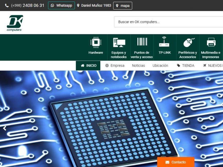 Online Hardware shop