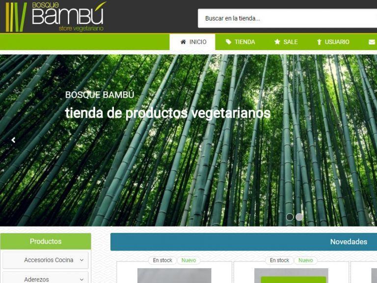 Store Bambú