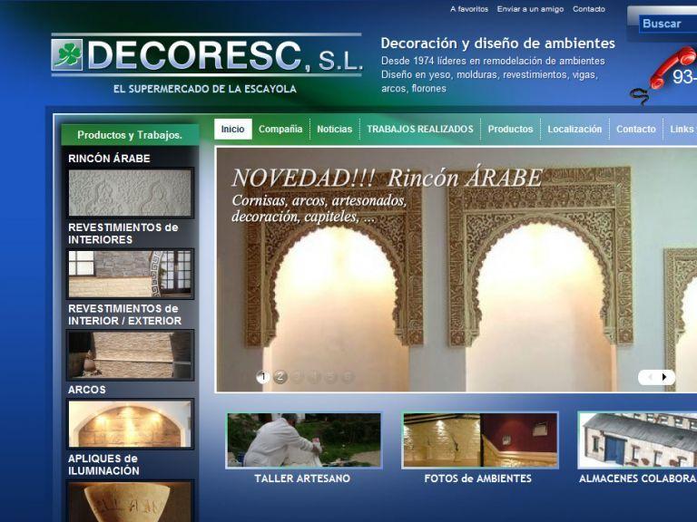 Decoresc sl, España