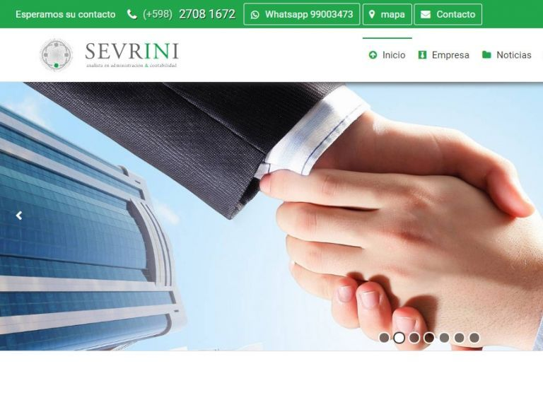 Analista en administración & contabilidad Estudio contable. Administración de edificios y propiedades. - Sevrini