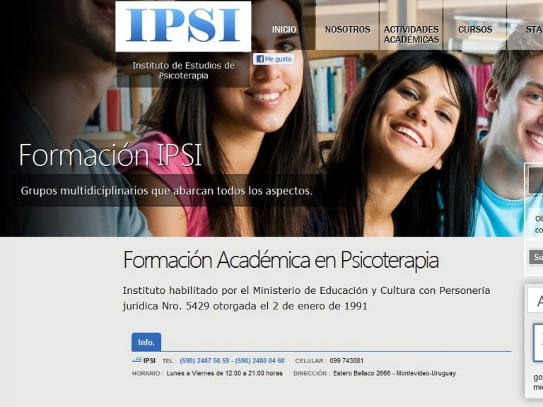 Centro de Estudios en Psicoterapia - IPSI
