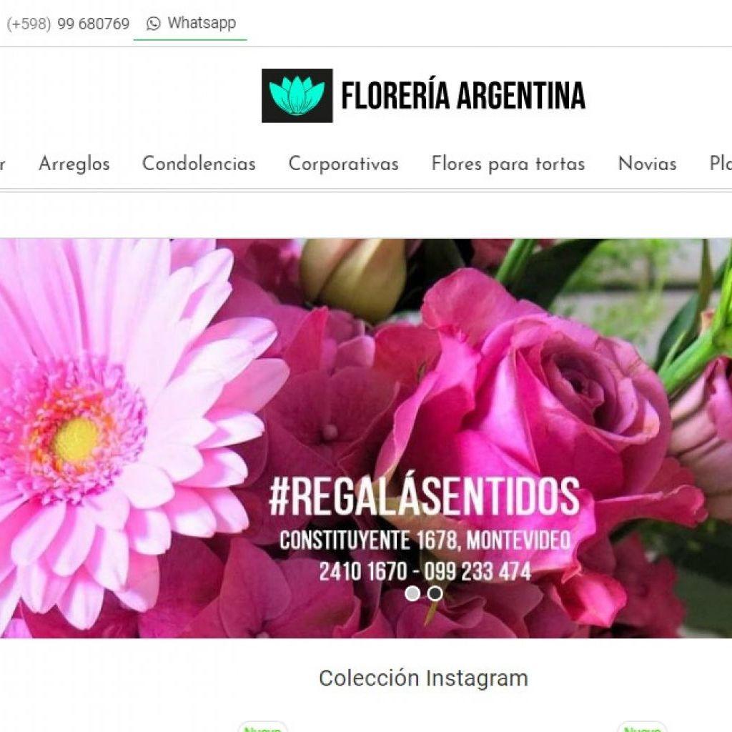 Florería argentina.