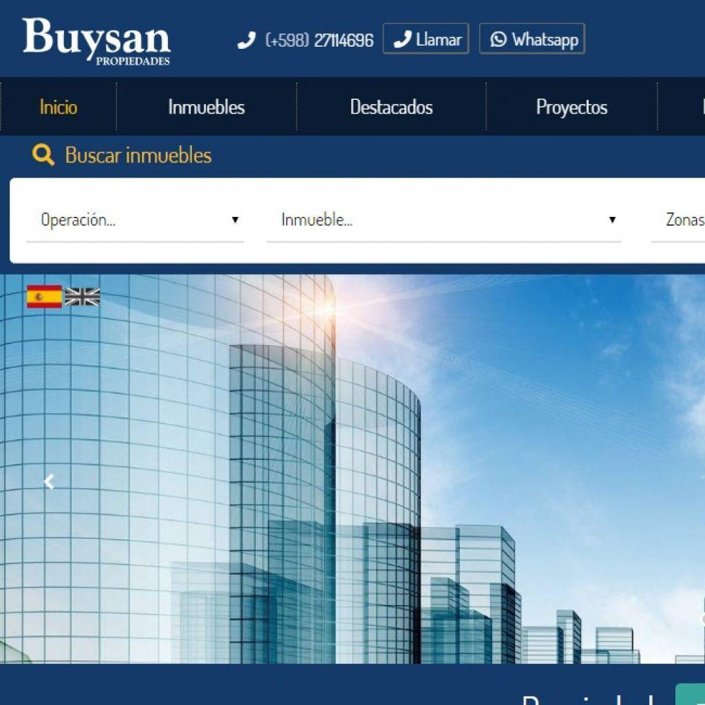 Nueva versión del portal inmobiliario. Soluciones web de software inmobiliario. Portal de búsqueda de Propiedades en Uruguay.
