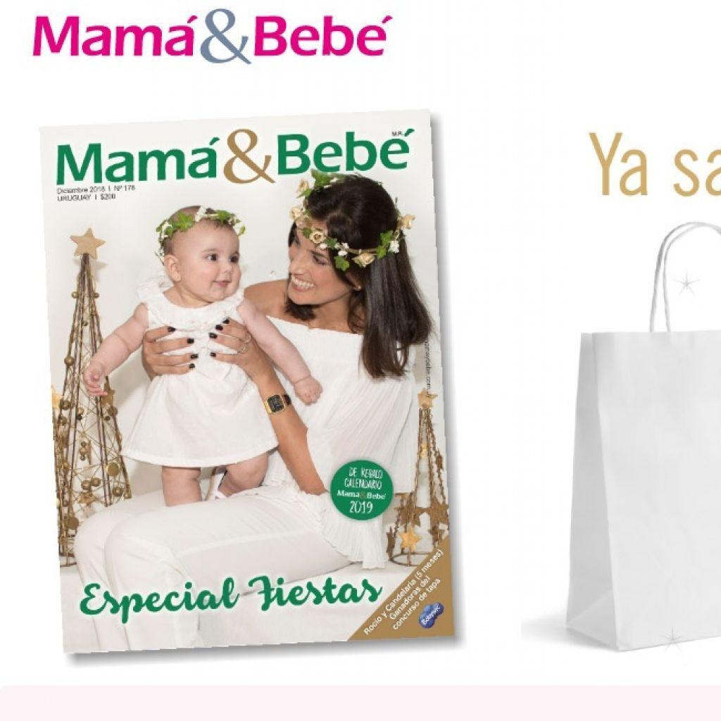 Revista mamá y bebé.