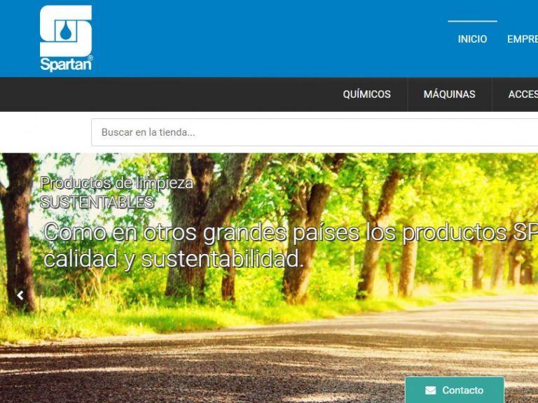 Spartan Uruguay, tienda web con tecnología sublime solutions. - SPARTAN