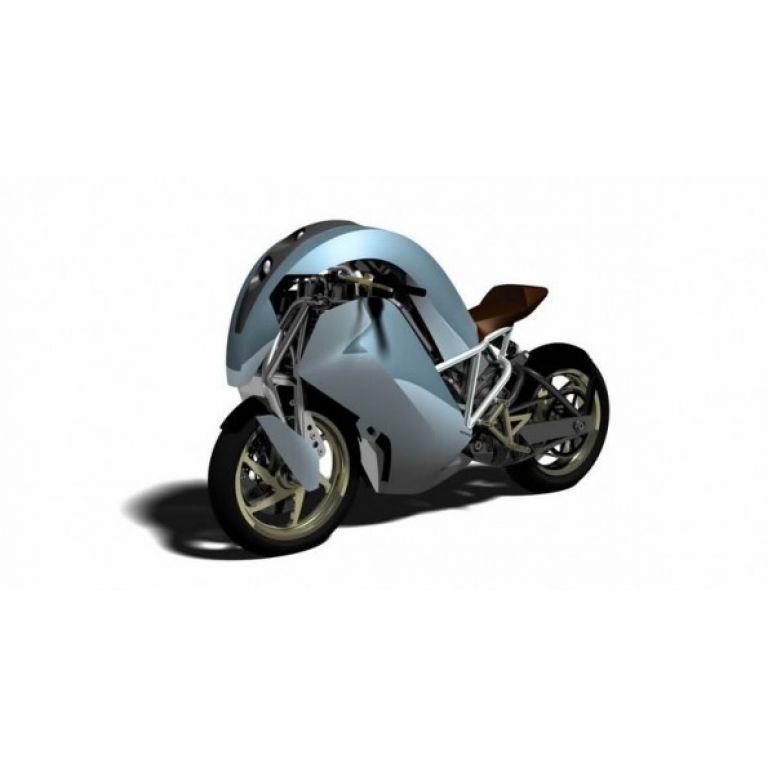 La Agility Saietta sería la moto eléctrica de Scott Bernard en la actualidad